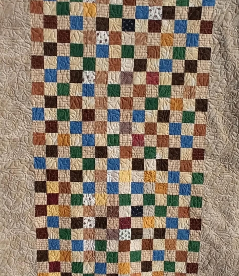 How to Use Fabric Scraps for Quilt Backs