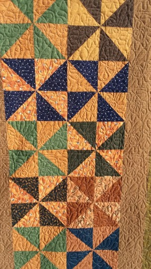 How to Quilt with Fabric Scraps