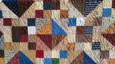 How to Use Fabric Scraps for Quilts