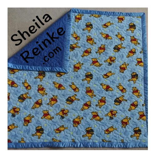 How To Make Fleece And Minky Cuddle Quilts With Satin